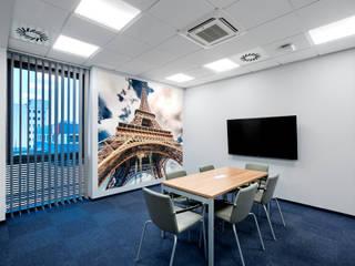 Modern study/office by Tomasz Wachowiec Fotografia Wnętrz Modern