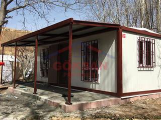 Classic style conservatory by GÖKSAN PREFABRİK SAN.TİC.LTD.ŞTİ Classic