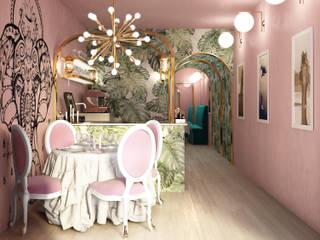 Indian Palace Restaurant:  in stile  di Studio Gentile,