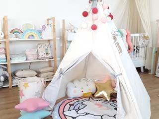 DECO PARA CUARTOS INFANTILES:  de estilo  por ANDALAOSA TIENDA DECOKIDS,Moderno