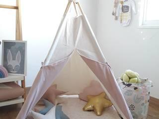 DECO PARA CUARTOS INFANTILES:  de estilo  por ANDALAOSA TIENDA DECOKIDS,Escandinavo