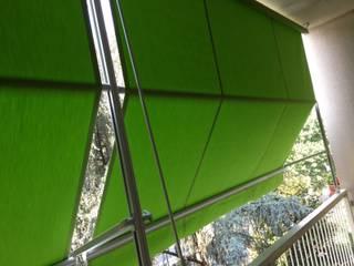 Tende da sole a caduta modello Cagliari a Torino e Provincia Tende da Sole Torino Finestre & PorteTende Tessuti Verde