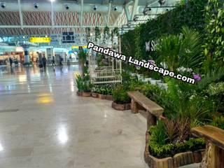 Jasa pembuatan vertical garden surabaya :   by Pandawa Landscape