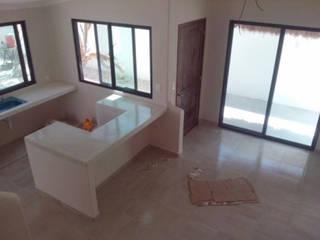 CASA HABITACION_ MAHAHUAL de MHL Arquitectos Moderno