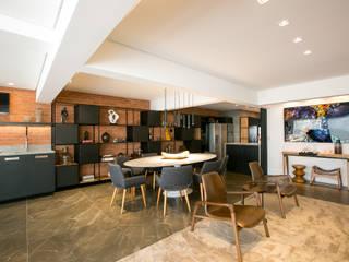 Ap Perdizes Salas de estar modernas por Estúdio AZ Arquitetura Moderno