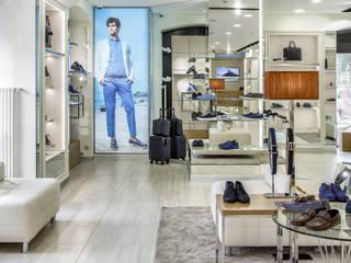 Бутик Mila Moda Офисы и магазины в стиле минимализм от Архитектурная студия 'Арт-Н' Минимализм