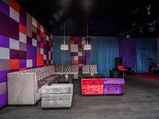 Караоке-бар Бары и клубы в эклектичном стиле от Архитектурная студия 'Арт-Н' Эклектичный