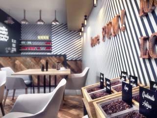 ANTE MİMARLIK  – CAFE:  tarz Yeme & İçme