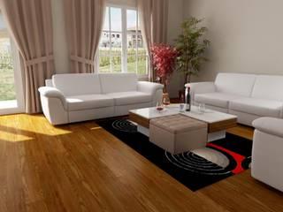 Otel Projesi Modern Oturma Odası Macitler Mobilya Modern