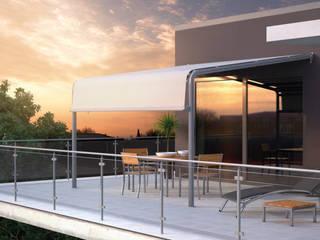 Tende da sole da giardino e terrazzo a Torino e provincia Tende da Sole Torino Balcone, Veranda & TerrazzoAccessori & Decorazioni Tessuti Bianco