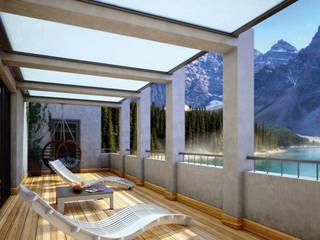 Tende da sole da giardino e terrazzo a Torino e provincia Tende da Sole Torino Balcone, Veranda & TerrazzoAccessori & Decorazioni Tessuti Trasparente