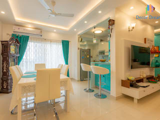 DECOR DREAMS Ruang Makan Modern