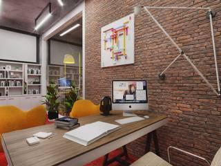 Новый офис Mandarin: Офисные помещения в . Автор – Vlad Terekhov