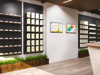 GreenGo: Офисные помещения в . Автор – Vlad Terekhov