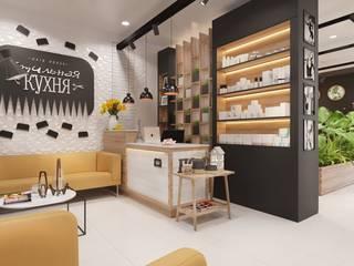 Стильная кухня: Офисные помещения в . Автор – Vlad Terekhov