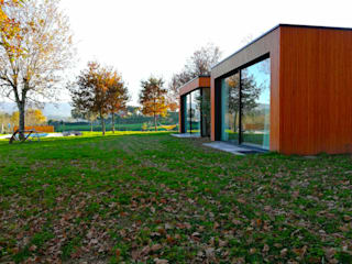 GomesAmorim Arquitetura Log cabin