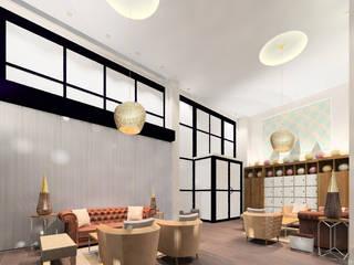 137 - Francisco Silván Arquitectura de Interior - Decoración Escuelas de estilo moderno de FrAncisco SilvÁn - Arquitectura de Interior Moderno
