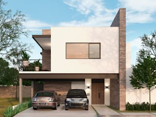 Häuser von VillaSi Construcciones, Modern