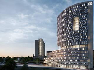 Casas modernas de VillaSi Construcciones Moderno