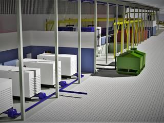 Projeto Industrial :   por Felix Correia