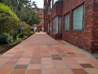 Impermeabilización Terraza de Parqueaderos y Cambio de Baldosa en Todas el era Perimetral de la Agrupación de Construcciones Gomo S.A.S Colonial
