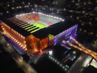 Modern Stadyumlar Ilumileds Modern