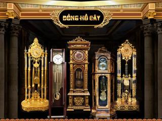 Cửa Hàng Đồng Hồ Cây OnPlaza Living roomFireplaces & accessories