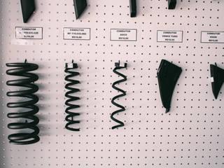 Lojas & Imóveis comerciais minimalistas por CAZA & AP Minimalista