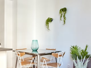 Modern dining room by KELE voy a hacer Modern