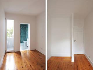Dormitorios de estilo minimalista de PortoHistórica Construções SA Minimalista