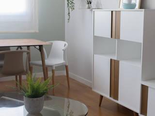 Salas de estilo escandinavo de KELE voy a hacer Escandinavo