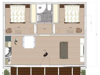 T2 Casa Modular:   por HOMESERIES,LDA
