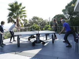 modern  door Tischtennis pur e.K., Modern