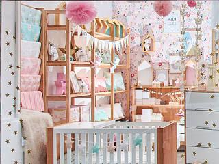 Minihaus Kids Chambre d'enfantsLits & Berceaux Bois Effet bois