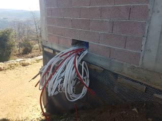 ITED e eletricidade: Clínicas  por EONARQUITETOS