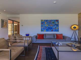 Ruang Keluarga Modern Oleh AG FOTOGRAFIA Modern