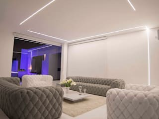 Modern Çalışma Odası Ilumileds Modern