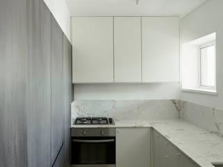 Kitchen by arriba architects