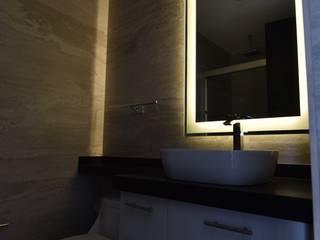 Muebles de Baño Construrban Baños modernos de AREMI COCINAS Moderno