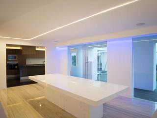 Modern Yemek Odası Ilumileds Modern