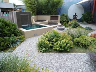 Modern garden by Neues Gartendesign by Wentzel Modern