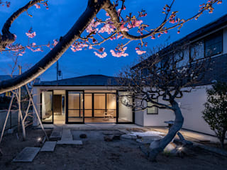 サクラの家 の 遠藤誠建築設計事務所(MAKOTO ENDO ARCHITECTS) 和風