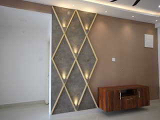 by Enrich Interiors & Decors Rustic