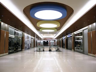 Malatyapark Alışveriş Merkezi Aktif Mimarlık Endüstriyel