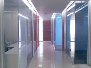 Martı Gümrükleme Modern Koridor, Hol & Merdivenler Aktif Mimarlık Modern