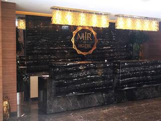 Mir Hotel Endüstriyel Oteller Aktif Mimarlık Endüstriyel