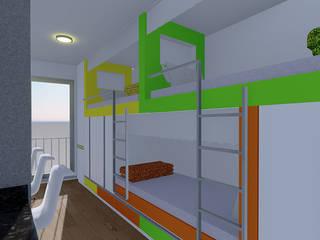 Odan Üsküdar Kız Öğrenci Apartı Endüstriyel Oteller Aktif Mimarlık Endüstriyel