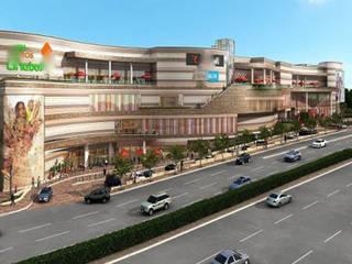 Optimum Alışveriş Merkezi - İzmir Aktif Mimarlık Endüstriyel