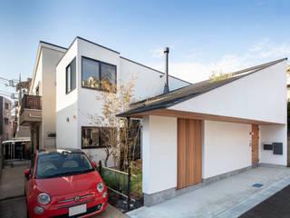 太子堂J邸 北欧風 家 の 遠藤誠建築設計事務所(MAKOTO ENDO ARCHITECTS) 北欧