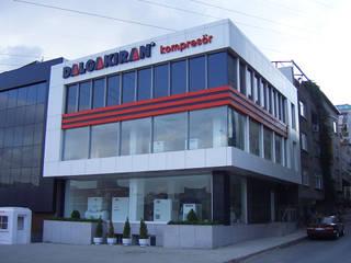 Dalgakıran - Servis Aktif Mimarlık Endüstriyel